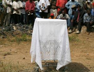 funeraln zimbabwe