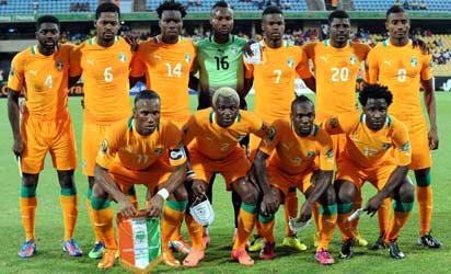Mondial 2014: A.Ouattara doublera la prime des éléphant.